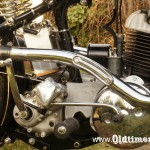 Triumph S350, 346 ccm, 12 KM, 1937 Nr 36