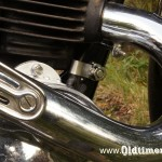 Triumph S350, 346 ccm, 12 KM, 1937 Nr 38