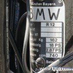 BMW R12 Nr 21