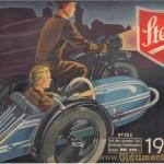 Steib - wózki, oferta z 1937 roku www