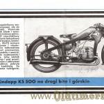 Zundapp prospekt 1938 foto 06 KS500