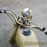 Zundapp K500 Wehrmacht Olive foto Nr 04