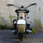 Zundapp K500 Wehrmacht Olive foto Nr 06