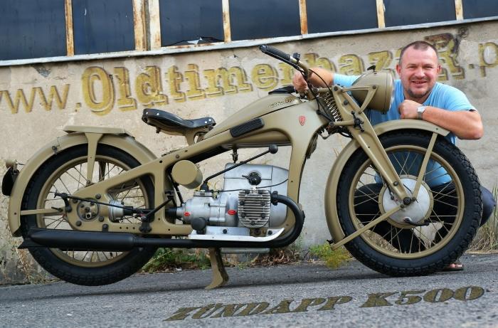 Zundapp K500 Wehrmacht