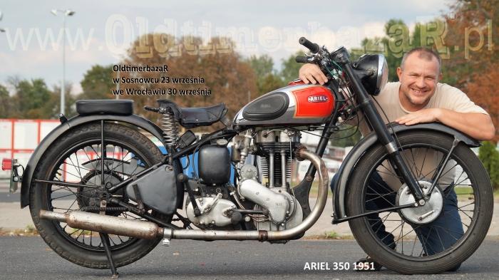 Ariel 350 1951 www