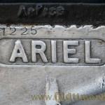 Ariel 350 z 1951 roku foto nr 29