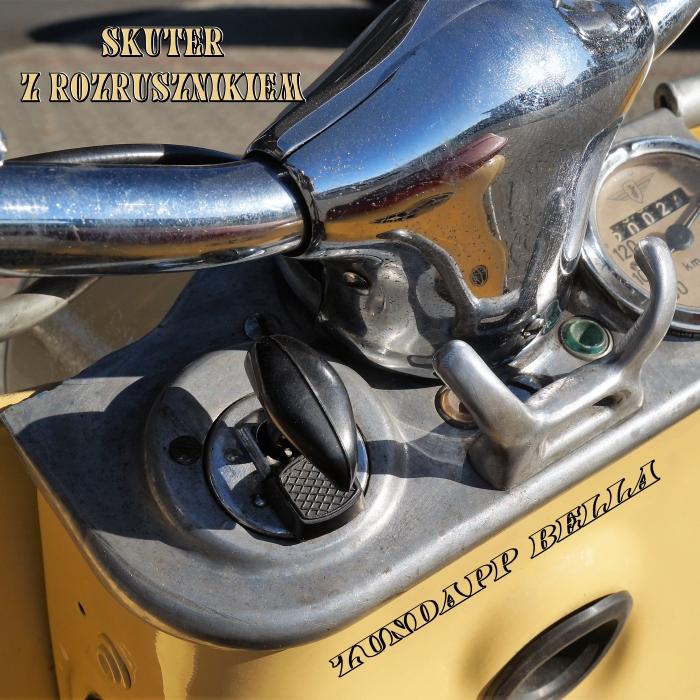 Zundapp Bella - pierwszy skuter z elektrycznym rozrusznikiem