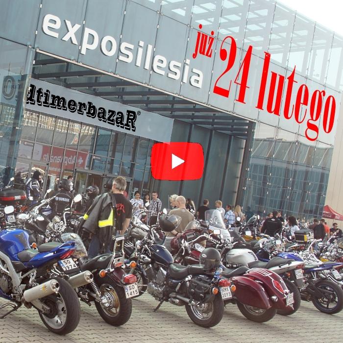 Już 24 lutego OldtimerbazaR w Expo Silesia w Sosnowcu