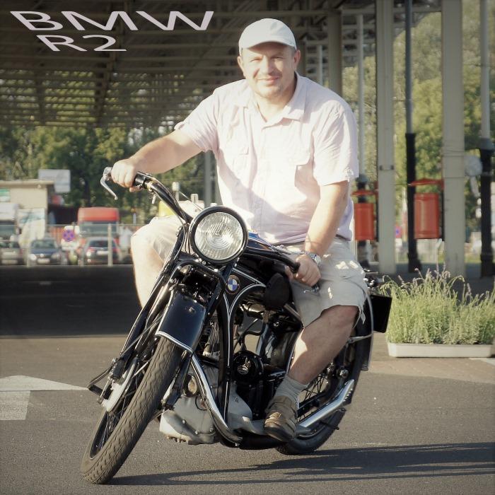 Stoisko OldtimerbazaR na Motoclassic - BMW R2 oferta z premierą na Motoclassic w Topaczu