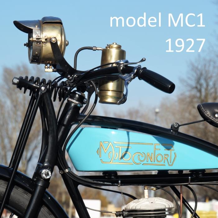 Motoconfort 308 ccm 1927